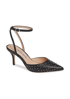 Charles David Azalea Studded Pointy Toe Pump (Women)