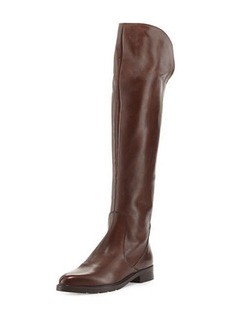 Charles David Berenson Leather Knee-High Boot