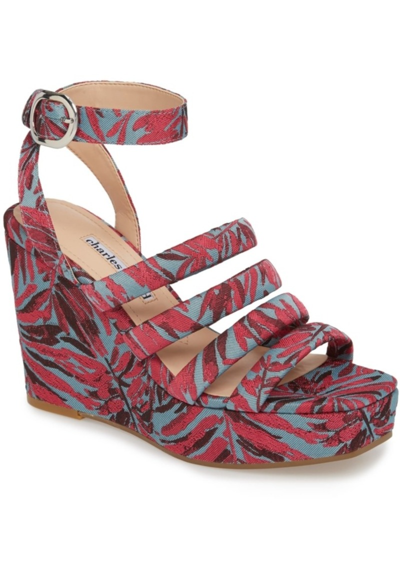 Charles David Collection Judy Wedges Women's Shoes