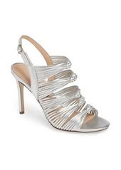 Charles David Crest Knotted Slingback Sandal (Women)
