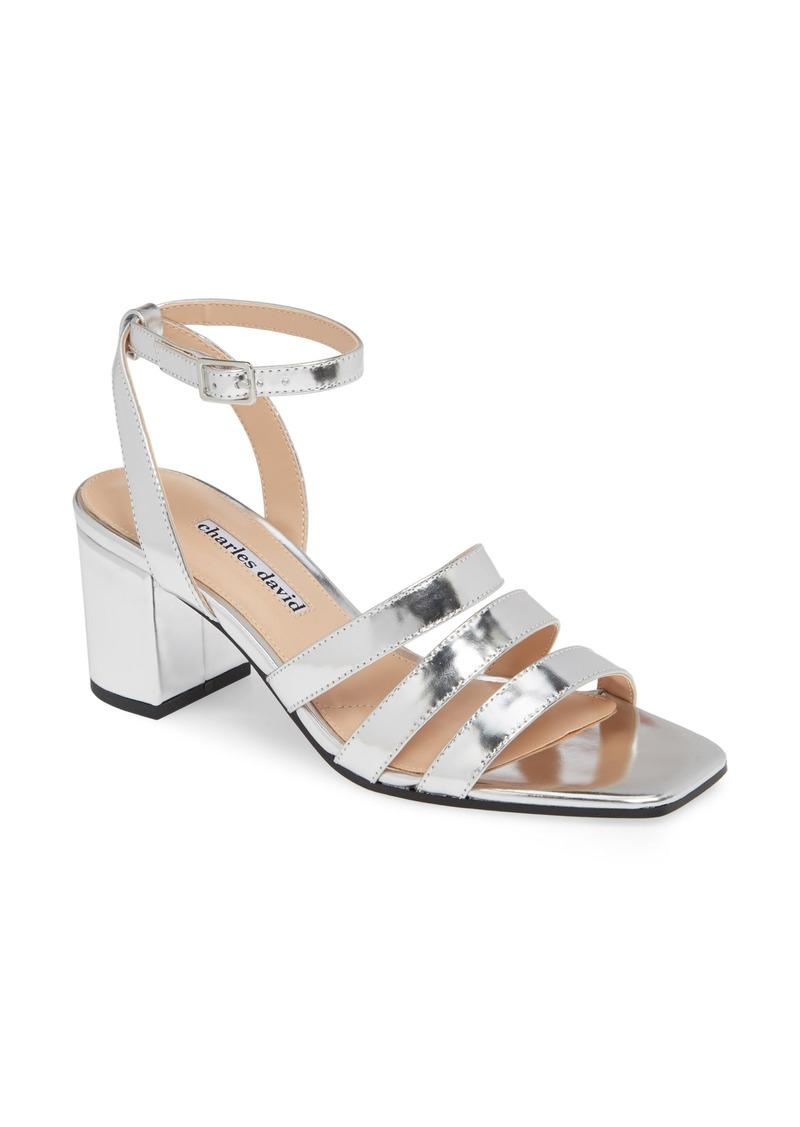 Charles David Crispin Ankle Strap Sandal (Women)
