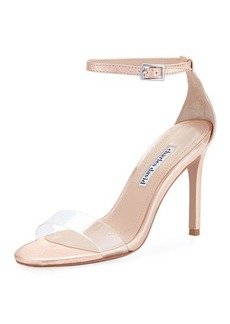Charles David Cristal High Dressy Ankle Sandal