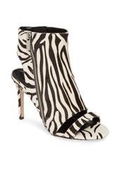 Charles David Crosser Genuine Calf Hair Sandal (Women)