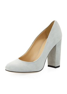 Charles David Delta Suede High Pump