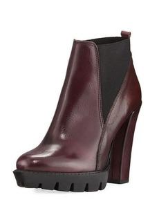 Charles David Diller Chunky Platform Boot
