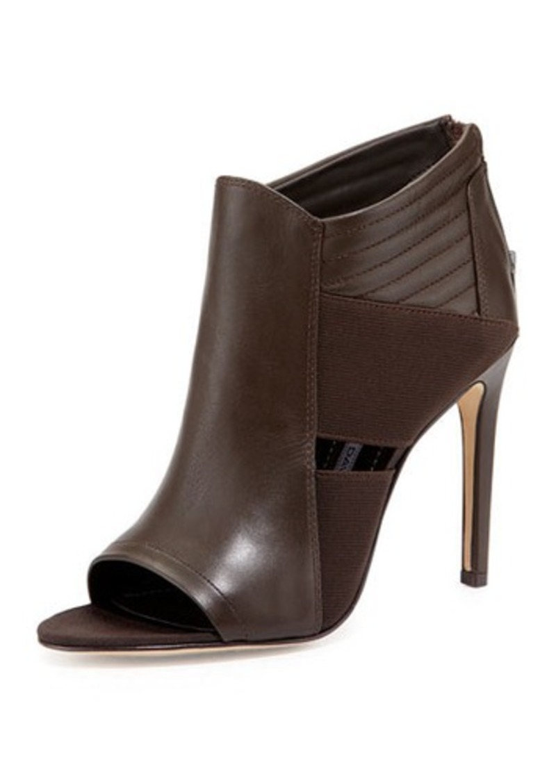 Charles David Donna Mixed-Media Bootie