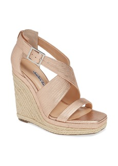 Charles David Esper Espadrille Wedge Sandal (Women)