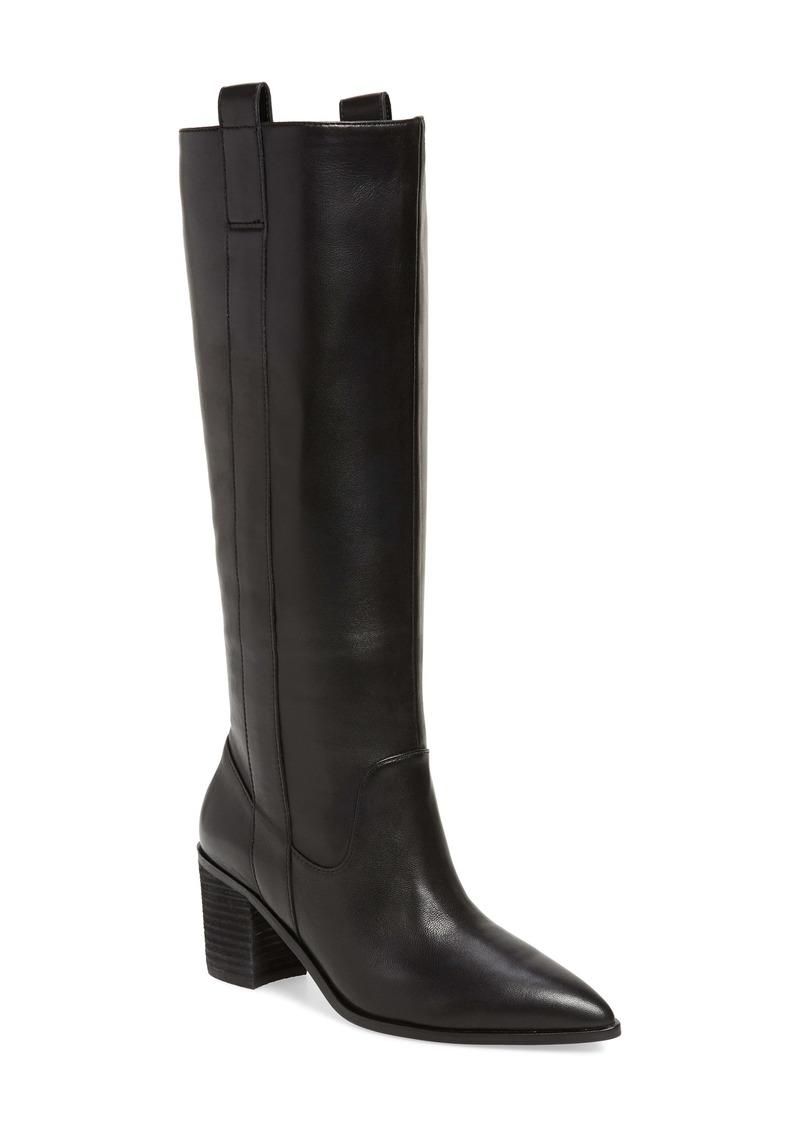 Charles David Exhibit Knee High Boot (Women)