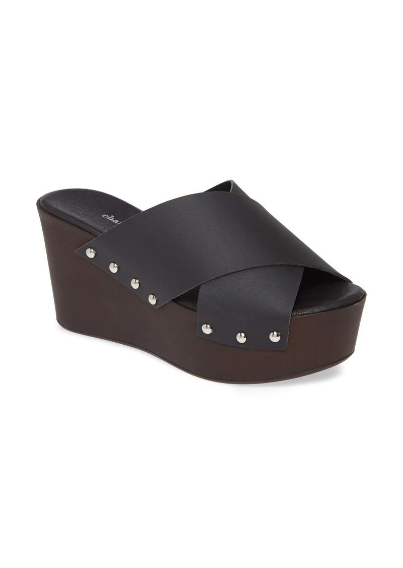 Charles David Fiji Wedge Slide Sandal (Women)