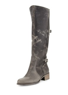 Charles David Genoa Leather Riding Boot