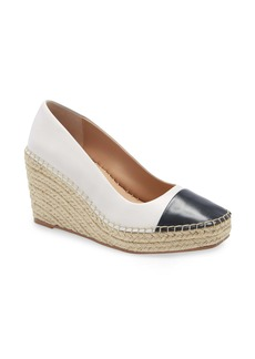 Charles David Glider Espadrille Wedge Pump (Women)