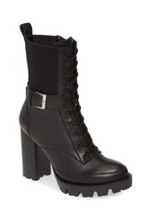 Charles David Govern Lace-Up Platform Boot (Women)