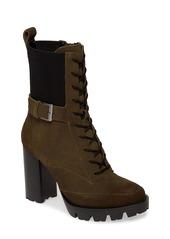 Charles David Govern Lace-Up Platform Boot (Women)