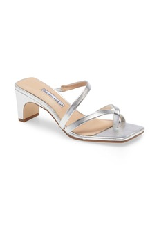 Charles David Henry Slide Sandal (Women)