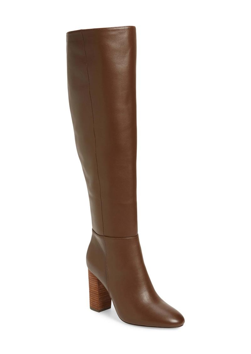 Charles David Intermix Knee High Boot (Women) (Wide Calf)