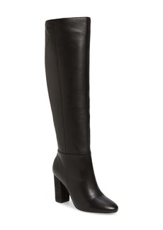 Charles David Intermix Knee High Boot (Women) (Wide Calf)