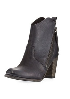 Charles David Ivi Distressed Ankle Bootie