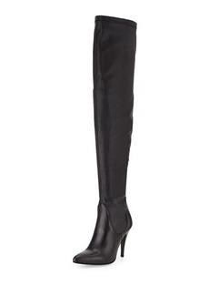 Charles David Katerina High-Heel Leather Boot