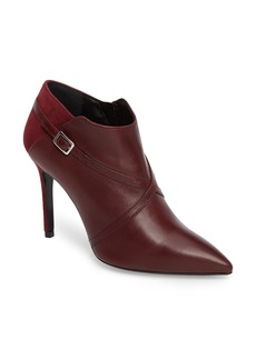Charles David Laura Cross Strap Bootie (Women)