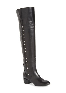 Charles David Military Over the Knee Boot (Women)