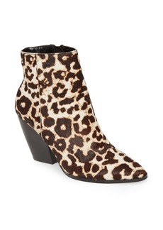 Charles David Niche Genuine Calf Hair Bootie (Women)
