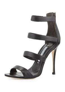 Charles David Olina Strappy Leather Sandal
