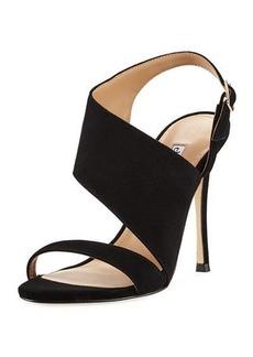 Charles David Oslo Asymmetric Strappy Sandal
