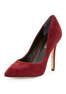 Charles David Pact Pointed-Toe 100mm Pump