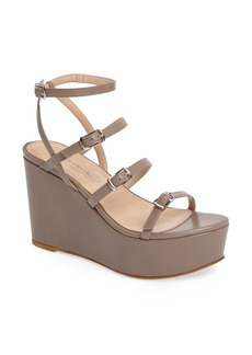 Charles David Penelope Wedge Sandal (Women)