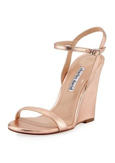 Charles David Queen Smooth Wedge Sandal