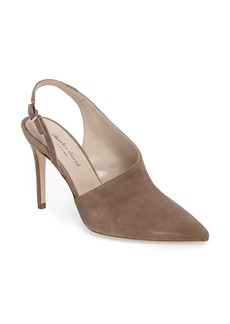 Charles David Sass Asymmetrical Slingback Pump (Women)