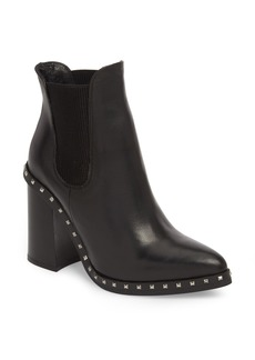 Charles David Scandal Studded Chelsea Bootie (Women)