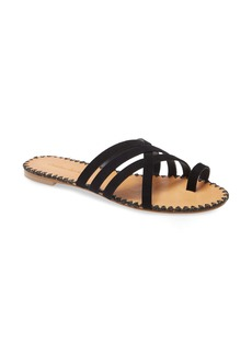 Charles David Session Slide Sandal (Women)