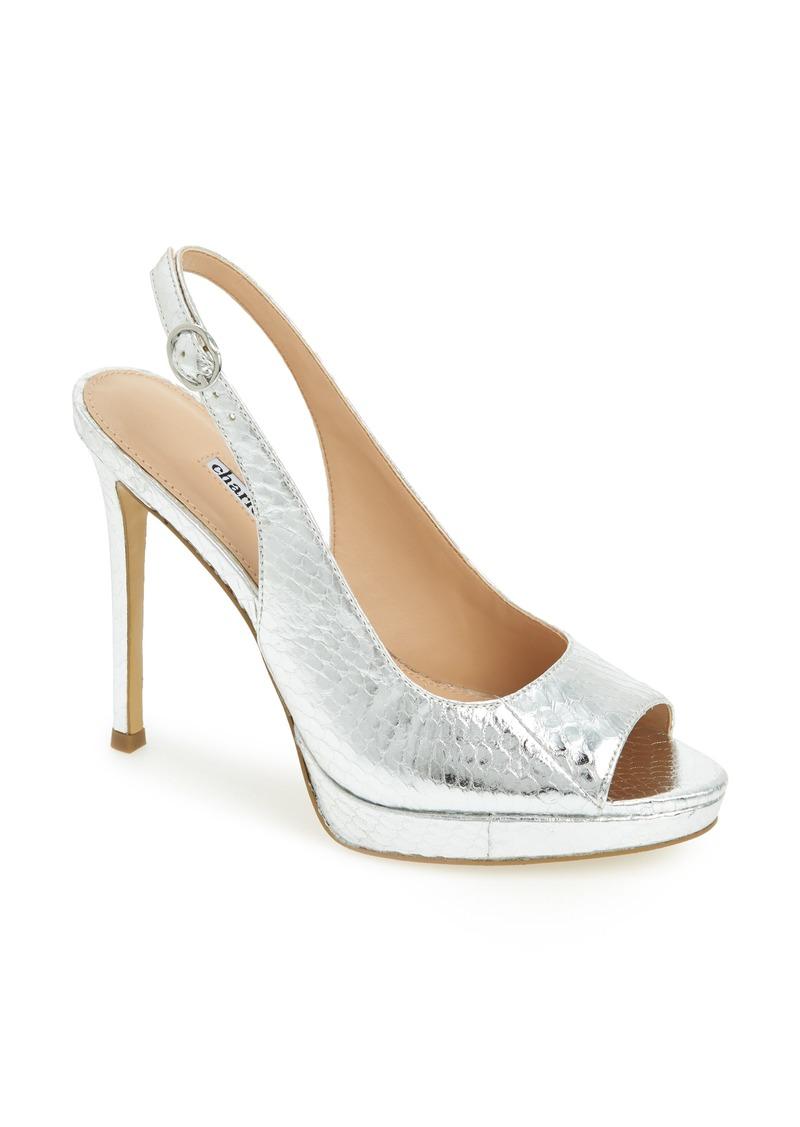 Charles David Stills Platform Sandal (Women)