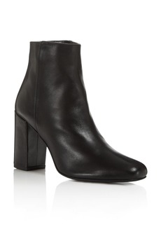 Charles David Studio Block Heel Booties