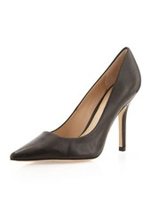 Charles David Sway II Pointy Leather Pump