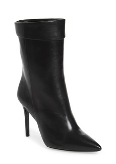 Charles David Sylvie Cuffed Pointy Toe Bootie (Women)