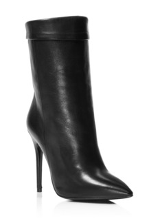 Charles David Sylvie Pointed Toe High Heel Booties