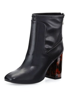 Charles David Trudy Faux-Leather Bootie