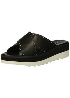 CHARLES DAVID Women's Buxom Slide Sandal   M US