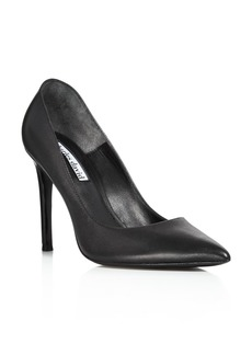 Charles David Women's Caleesi Leather Pointed Toe High-Heel Pumps