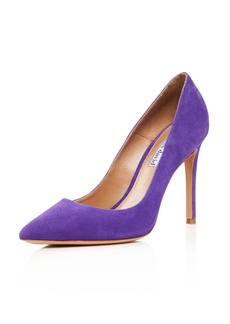 Charles David Women's Caleesi Suede Pointed Toe High-Heel Pumps