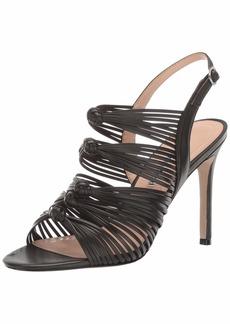 CHARLES DAVID Women's Crest Heeled Sandal   M US