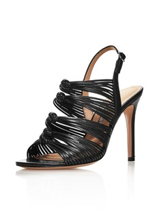 Charles David Women's Crest Knotted High-Heel Sandals