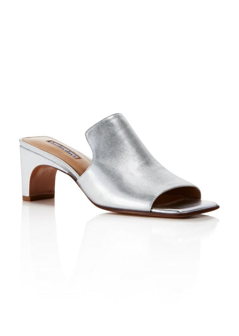 adac8beac93 SALE! Charles David Charles David Women s Herald Leather Mid Heel ...