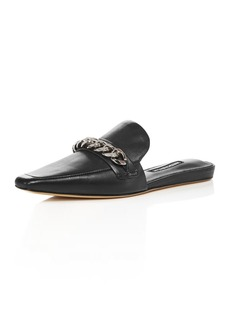 Charles David Women's Juvenile Chain Mules