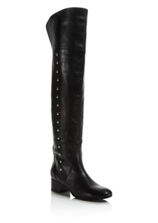 Charles David Women's Military Over-the-Knee Boots