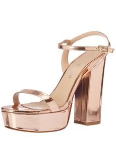 Charles David Women's Retro Platform Dress Sandal