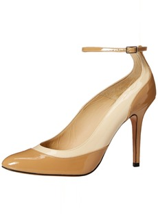 Charles David Women's Viola Pump With Ankle Strap