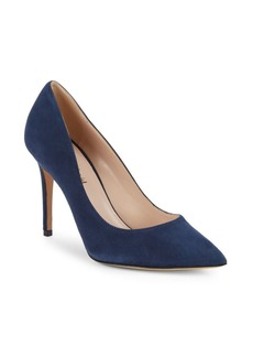 Charles David Genesis Stiletto Heel Suede Pumps